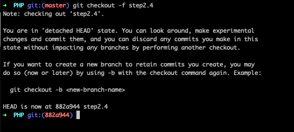 Introduction to git -- from operation to theory (I)