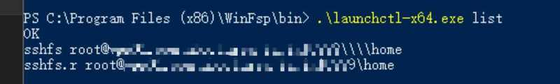 [tip] in windows, use sshfs win to mount SFTP disk to the local, and conveniently manage the files in Linux