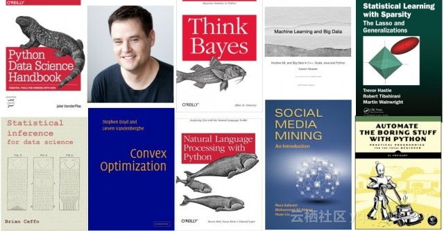 10 free books for machine learning and data science