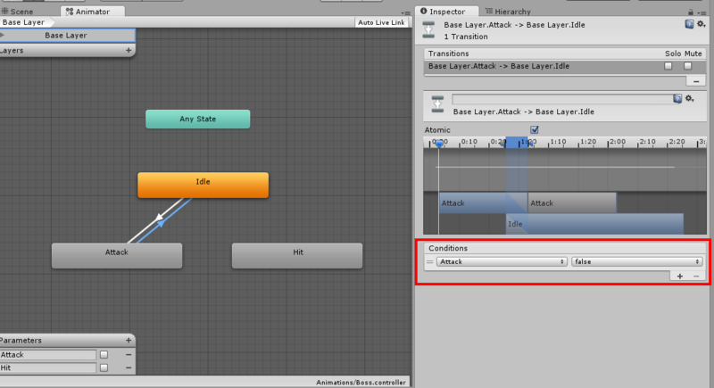 Implementing an AI with Finite State Machine in Unity