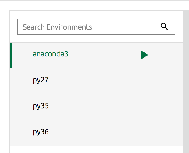 Anaconda3 on MAC switches Python version at will, and installs tensorflow (CPU) for different Python versions