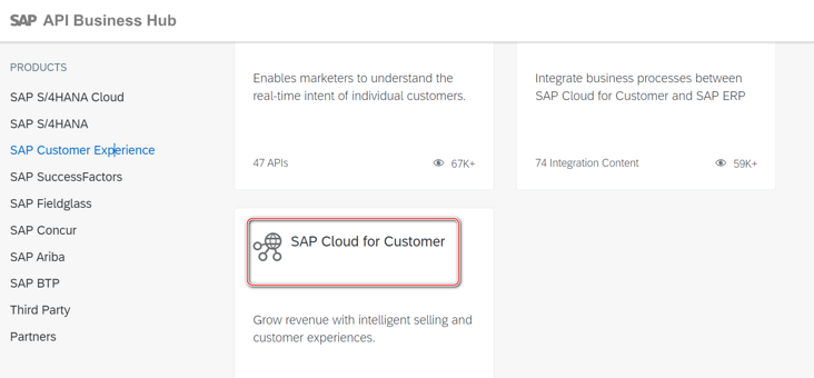 How does the third-party external SaaS provider integrate with customers using SAP system