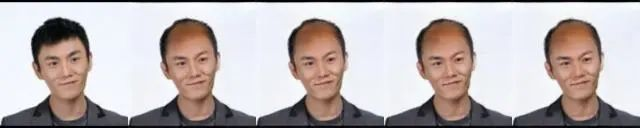 Zhang Dongsheng, I know it's you! How to use Gan to make a baldness maker