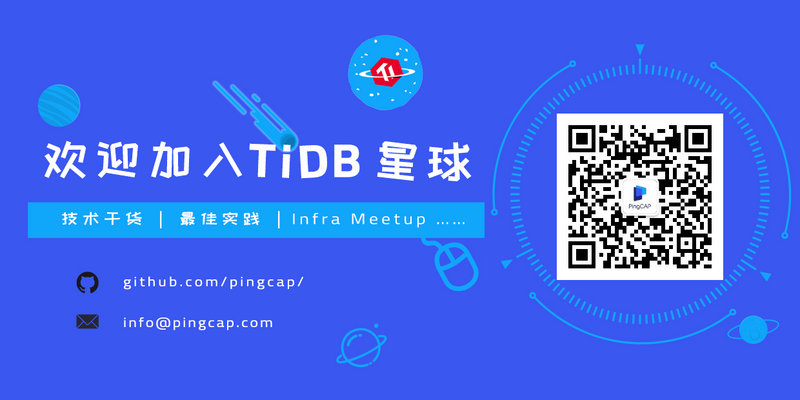 Application and Practice of TiDB in 58 Group