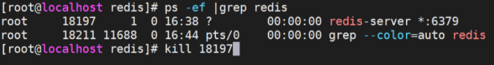 Redis cache and related instructions