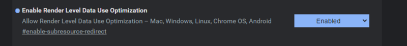 Chrome / chromium experimental features + extended recommendation, let your Chrome / chromium take off!
