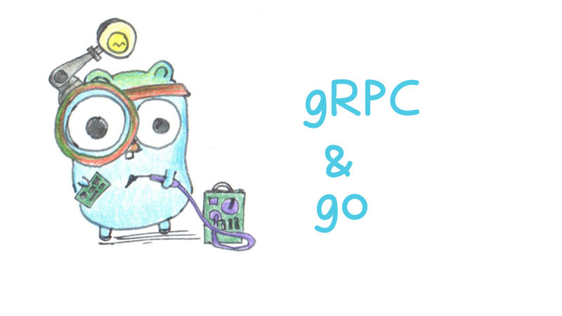 Building grpc service with golang