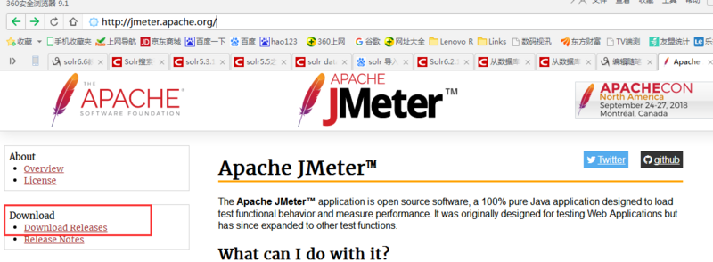 JMeter pressure testing tool installation and use tutorial