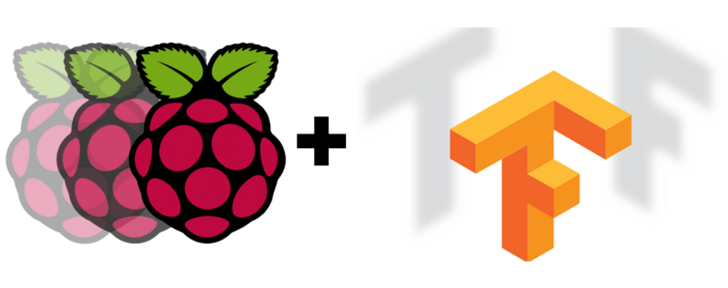 Constructing deep learning application with raspberry pie 4B (5) tersorflow