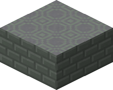 Using CSS to draw the texture of relic stone in twilight forest of my world