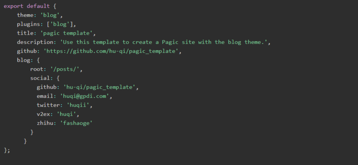 How to build a personal blog quickly? This move used by the siege lion is excellent!