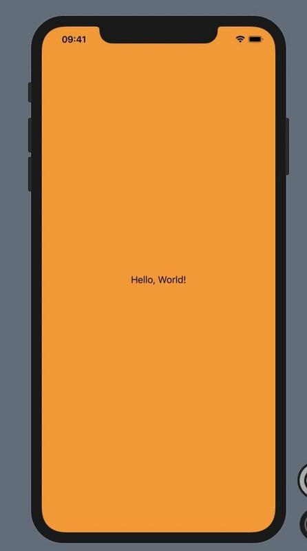 Swiftui tips: text background full screen background