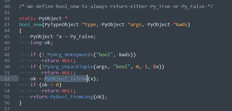 Why can Python support arbitrary truth judgment?