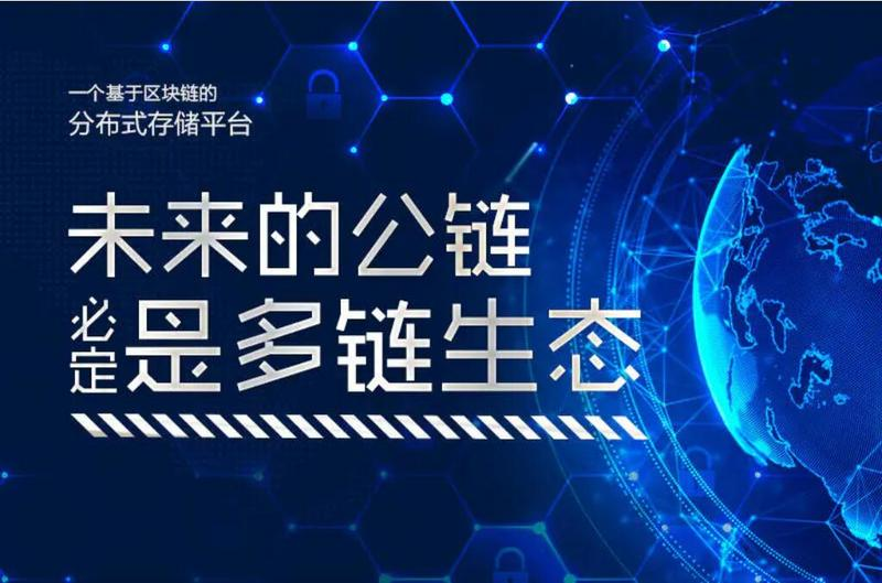 The future public chain must be multi chain ecology