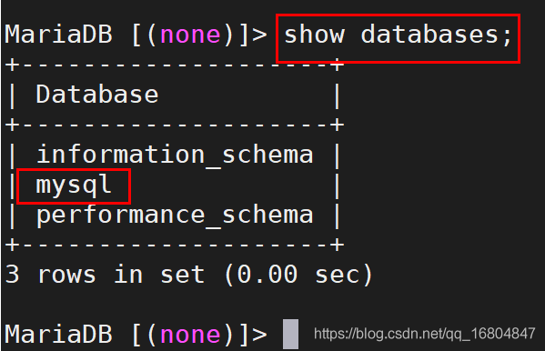Some problems about the master-slave database unable to connect to the database in the mutual master-slave database setting