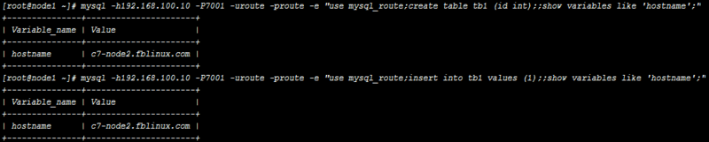 Official tool MySQL router high availability principle and Practice