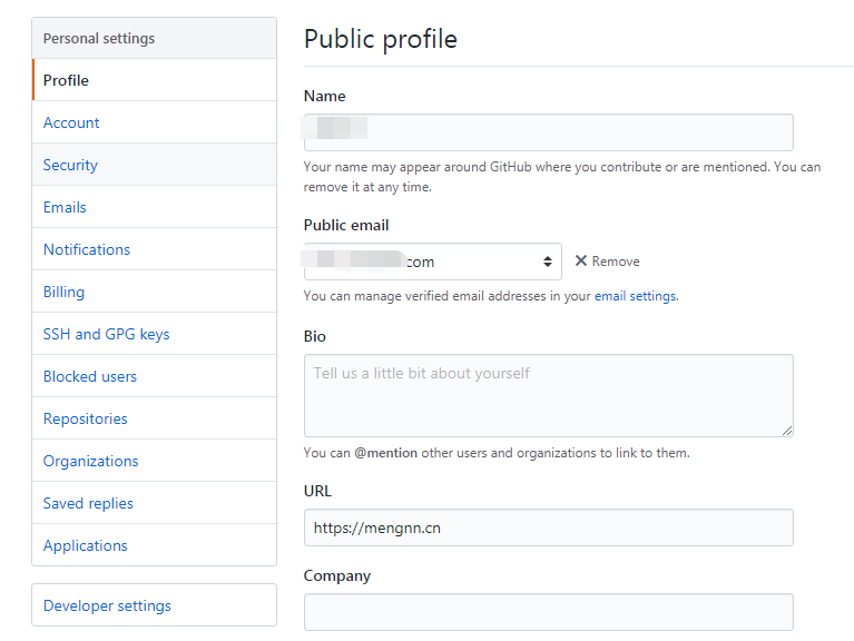 How to use hexo and GitHub to build a free personal blog