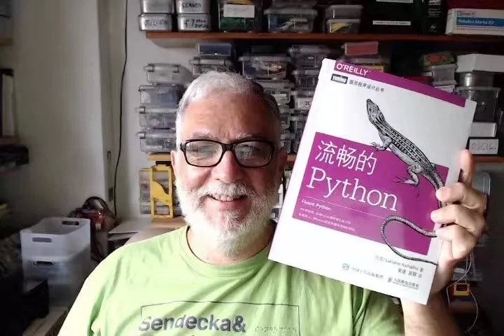 If only one Python book is recommended, I want to pick it!