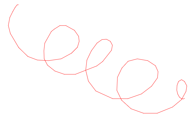 Canvas Advancement - How to draw a smooth curve?