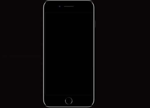 What if the iPhone suddenly goes black and can't turn on? 3 solutions sharing