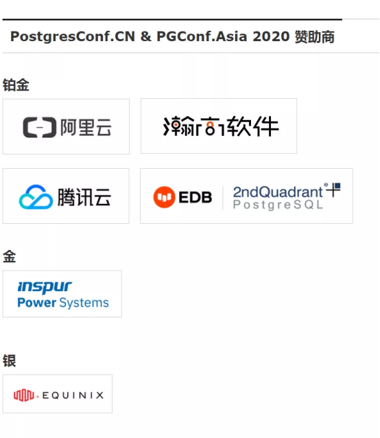 Exclusive interview with Alibaba cloud database for 2020 PostgreSQL Asia Conference: Zeng Wenjing