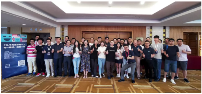 Review the history and witness the wonderful| PostgresConf.CN2019 The training day is over! The conference ends perfectly!
