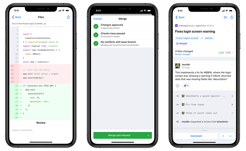 hot wire! GitHub officially released app!