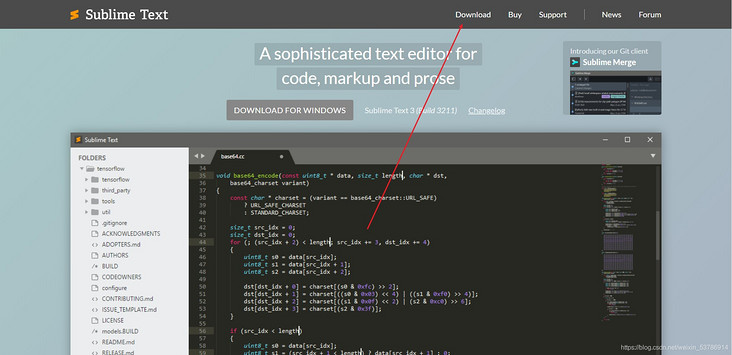 Vscode + sublime installation and Sinicization