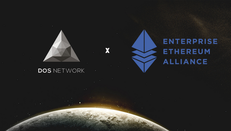 DOS network officially joined the enterprise Ethereum Alliance (EEA)