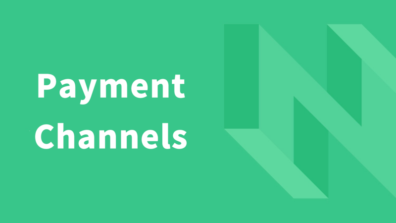 Count eight payment channel solutions of blockchain together with nervos
