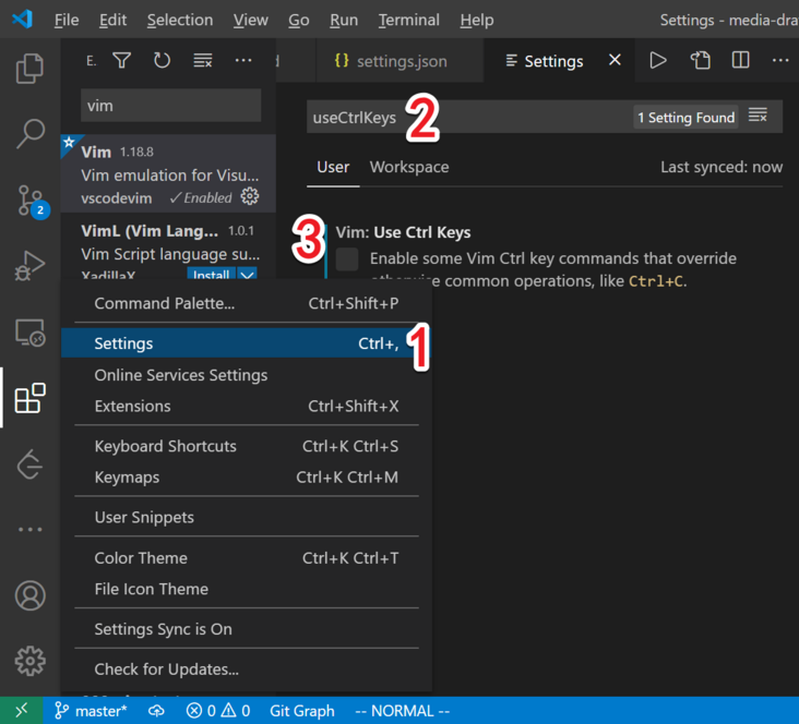 These vs Code shortcuts are so easy to use that I can't help recording these 34 GIF pictures