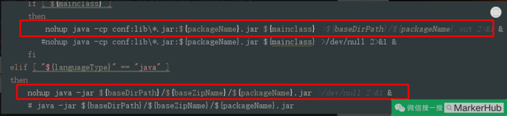 Springboot project packaging + shell script deployment practice, too useful!