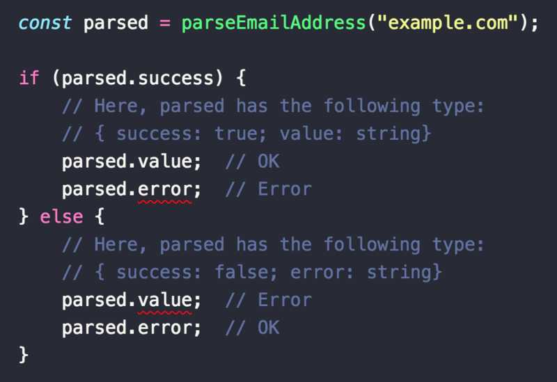 More literal types and built-in type declarations