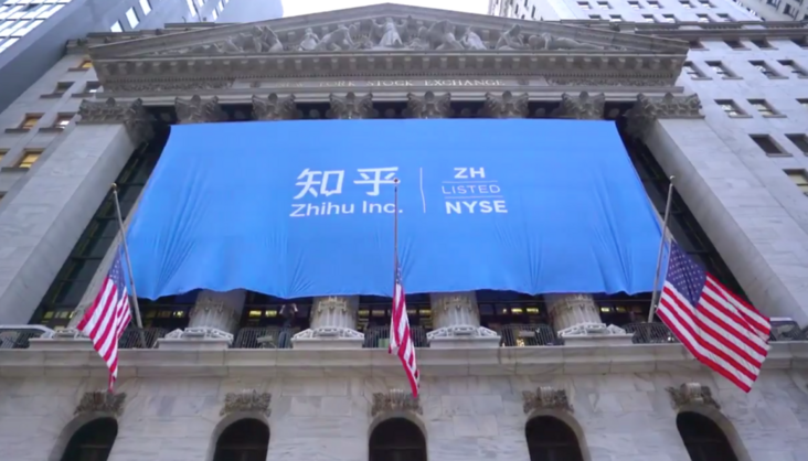 Zhihu cloud rings the bell, bitcoin can buy Tesla, new regulations on user privacy collection come into effect on May 1, software boom, etc
