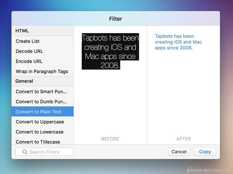 How to use the quick paste menu in Pastebot Mac? Take a look at this comprehensive dry goods sharing