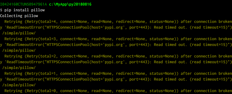 Some common problems of using wxpy, a Python based wechat tool library