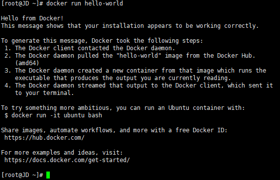 Xiaobai's Python crawler (4): preparation (3) introduction to docker