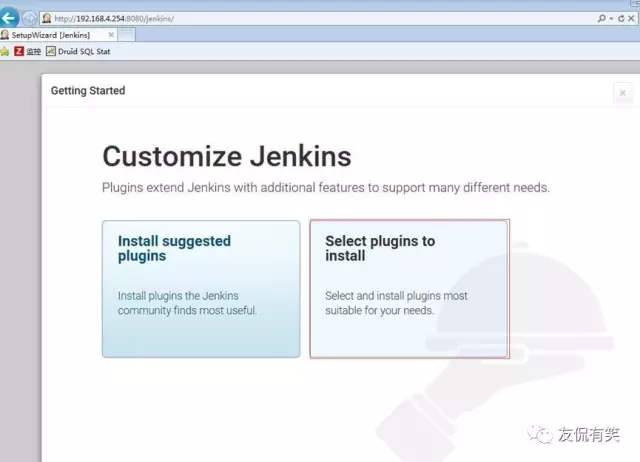 Jenkins + Maven + SVN to realize automatic code packaging and distribution