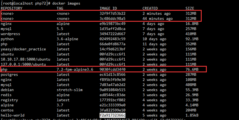 PHP in centos7 downloads and builds mirrors in official