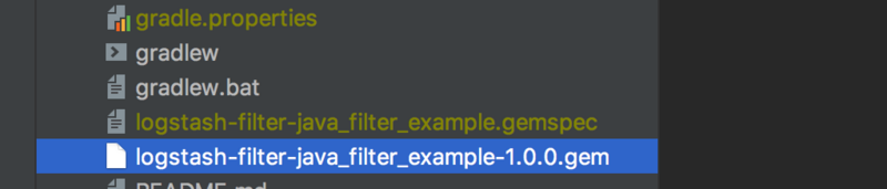 My little sister teaches you to customize a logstash Java filter~