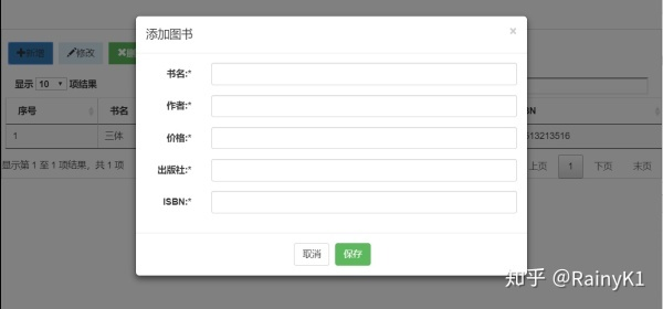 Jquery + dataTable + Bootstrap + Complete Logic for Table