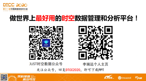 Jingdong City spatiotemporal data engine just appeared in China Database Technology Conference