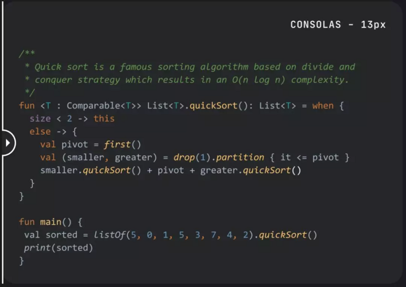 JetBrains has released new programming fonts to improve programming efficiency, open source and free for commercial use!