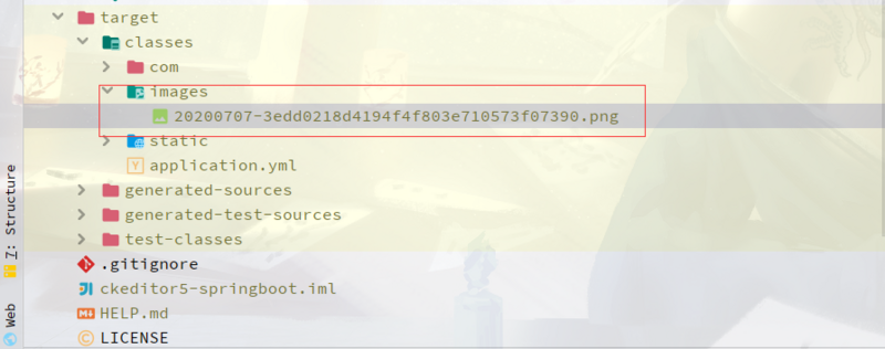 Ckeditor 5 + springboot (4): file upload by springboot