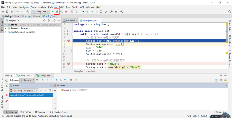 IntelliJ IDEA Learning Notes for Developing Sharp Tools
