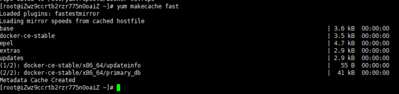 Docker entry to actual combat (2) installation and uninstall of docker