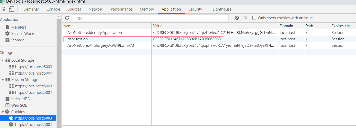 Building an identity server from scratch - session management and logout