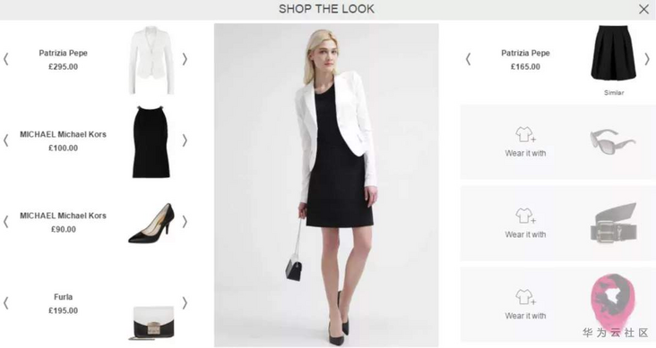 Search as you see, 3 minutes to teach you to build a clothing search system!