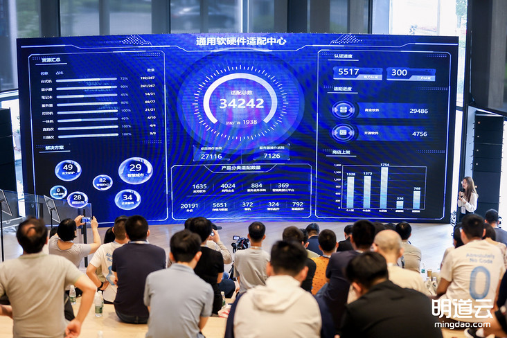 The first apaas manufacturer settled in the unified information system in China