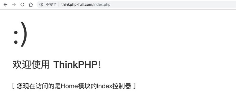 Based on docker, build Nginx+Php+https local development environment quickly, avoid manual installation of PHP extension